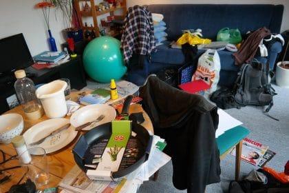 De-cluttering your life