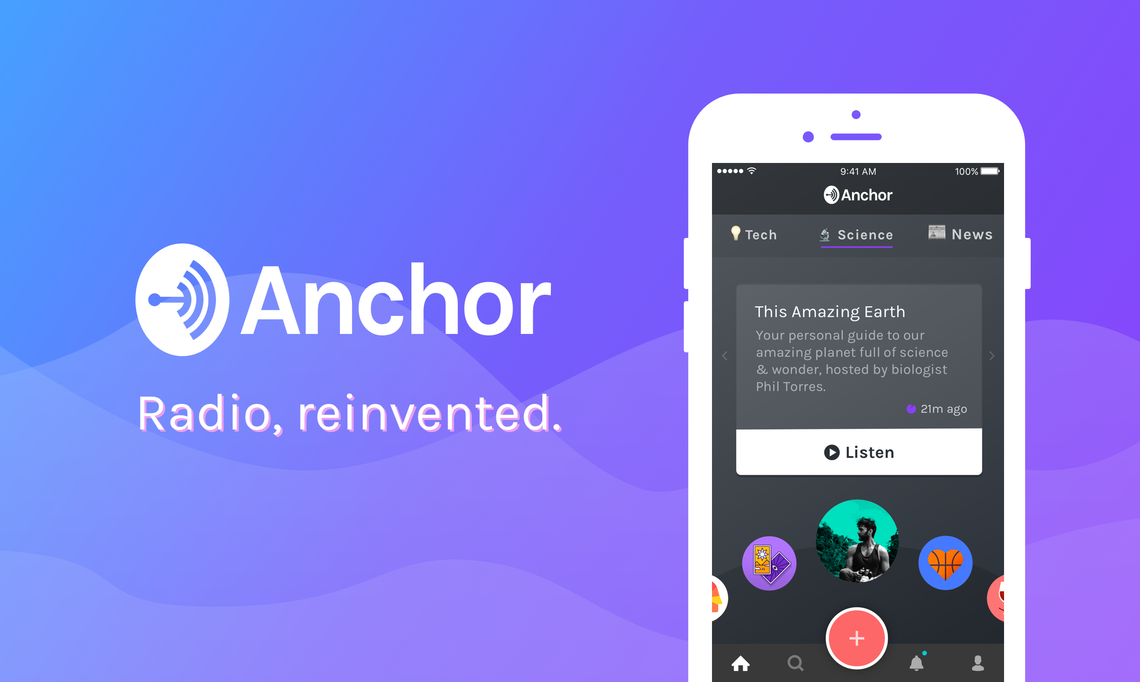 Who Let Me Adult – Now on Anchor.fm – Radio, reinvented