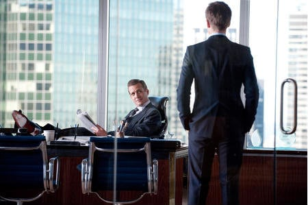 Harvey Specter It – Do everything right, until you deliver, then just keep delivering