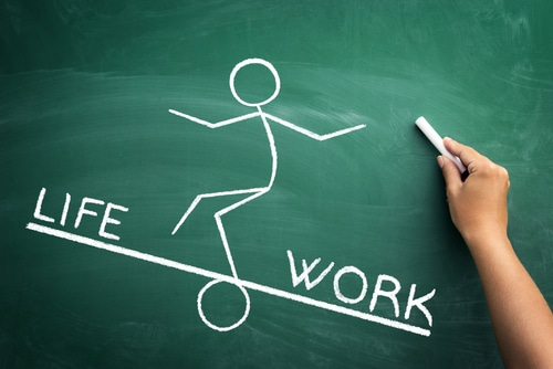 Trying to get a Work-Life Balance? – It helps to know that there's no such thing